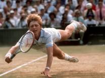 Vor 25 Jahren: Becker triumphiert in Wimbledon