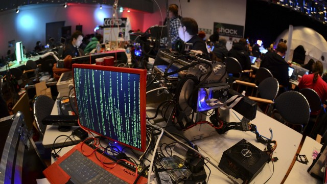 Computer Hackers Gather For Annual CCC Congress