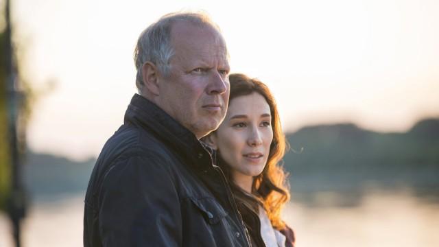 Tatort: Borowski und der Engel; Tatort Borowski und der Engel Axel Milberg Sibel Kekilli