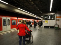 S-Bahnhof Marienplatz in München, 2012