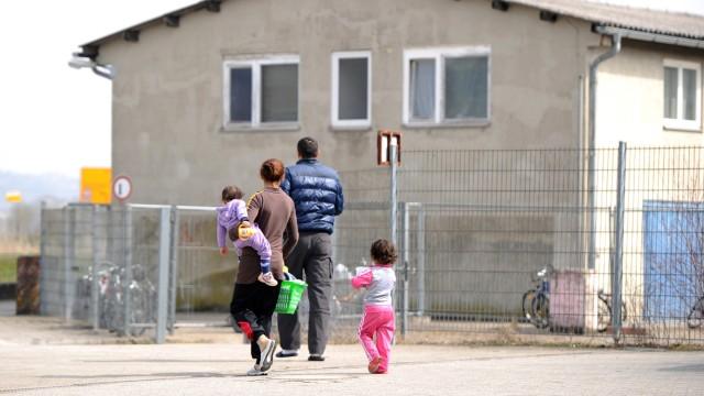 Asylbewerber in Baden-Württemberg