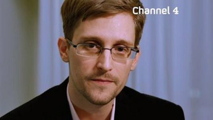 SNOWDEN'S CHRISTMAS MESSAGE