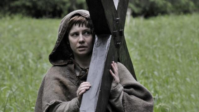 Die Pilgerin; Josefine Preuß