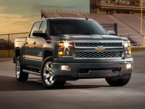 Der Chevrolet Silverado Pick-up