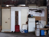 Homeless Roma Face Eviction From Former Factory