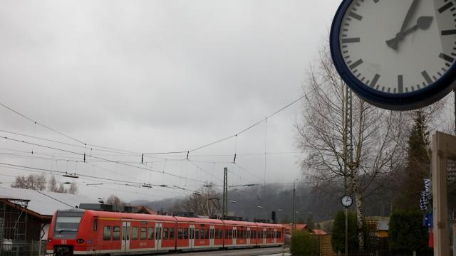 Bahnhof Kochel