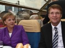 Merkel und Pofalla