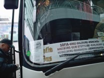 Lifting of curbs on eastern European migrants