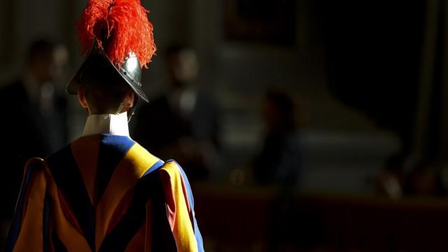 Schweizer Garde Rom Vatikan Sexuelle Belästigung