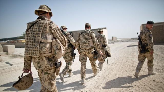Abzug der Bundeswehr aus Kundus