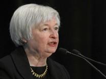 Janet Yellen wird neue Fed-Chefin
