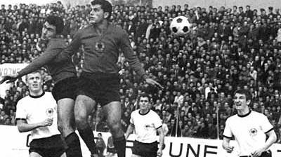 Fußball-EM 1960 - 1968