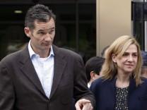 Ermittlungen gegen spanische Königstochter Christina