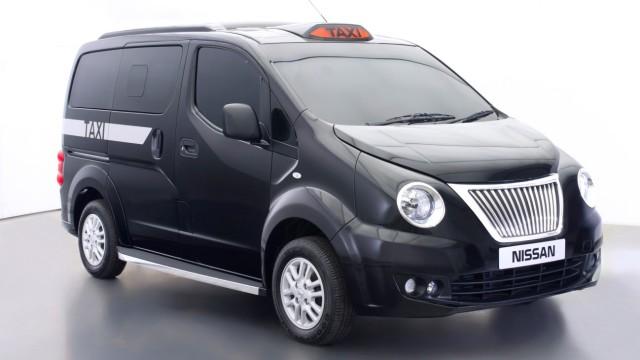 Nissan stellt neues Taxi für London vor