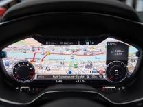 Audi mit virtuellem Cockpit und eigenem Tablet-Computer