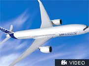 Airbus, A350, Foto: AP