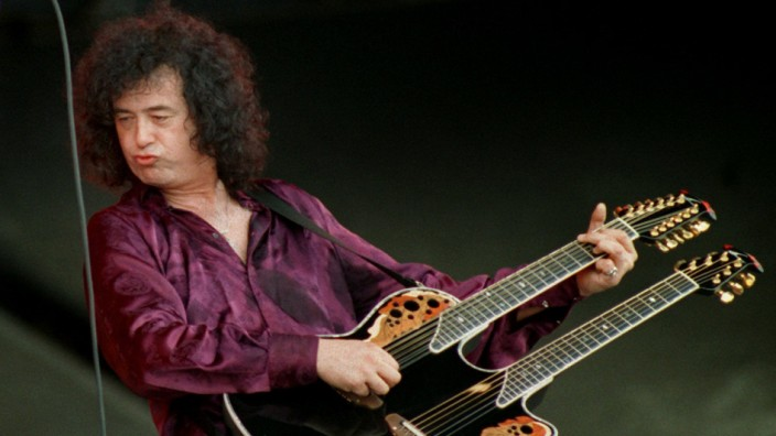 Jimmy Page wird 70