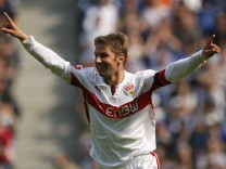File photo of VfB Stuttgart's Hitzlsperger