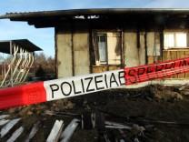Germering: Brand / Brandanschlag auf Asylbewerberunterkunft