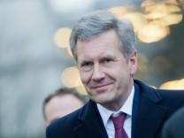 Trial of former German President Christian Wulff