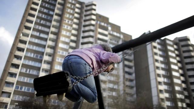 Studie: Fast jedes fünfte Kind in Deutschland von Armut bedroht