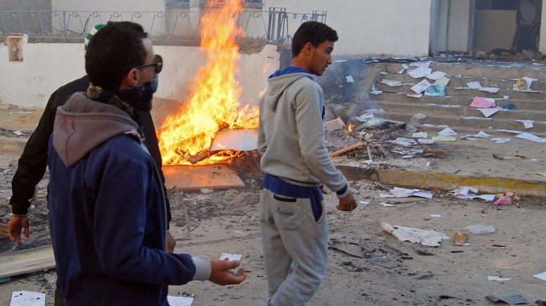 Revolution in Tunesien Drei Jahre nach der Revolution