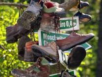 Thüringen wirbt um Wanderfreunde