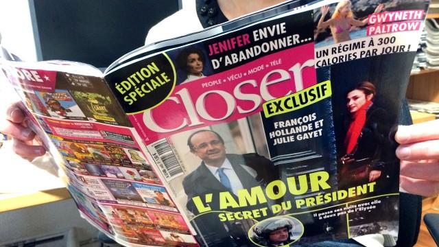 """Magazin ´Closer"""""""