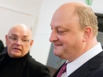 Prozess gegen Glaeseker und Schmidt