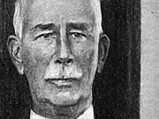 Edward House Friedensvermittler 1914, Getty