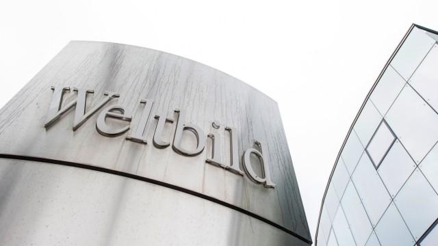 Weltbild-Verlag in Augsburg