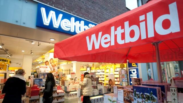 Weltbild-Verlag vor Insolvenz