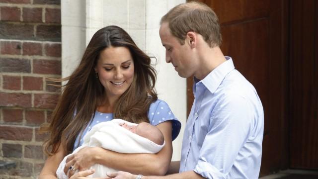 British Royal Baby Birth