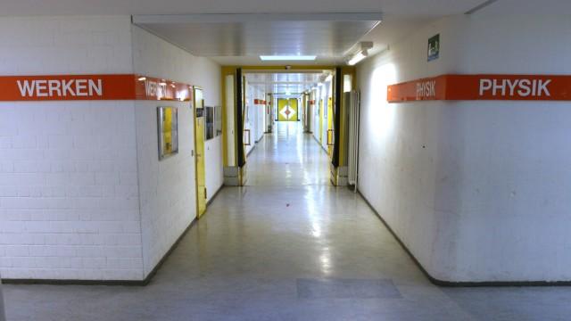 Willy Brandt Gesamtschule in München, 2013