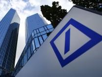 Deutsche-Bank-Zentrale in Frankfurt