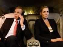 'Der Ruecktritt' Kai Wiesinger Anja Kling Wulff-Verfilmung