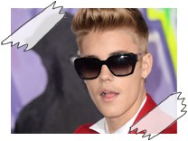 Justin Bieber, Promiblog