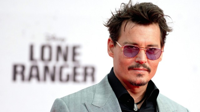 Johnny Depp up for Worst Actor award