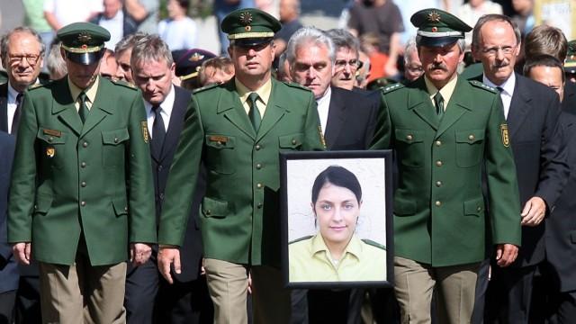 Der Mord an der Polizistin Michèle Kiesewetter gibt weiter Rätsel auf.