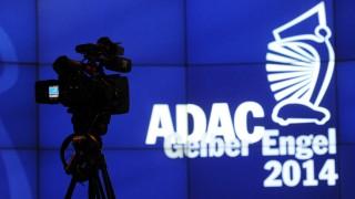 Kurz vor der Verleihung der Gelben Engel, für die der ADAC nach München geladen hat.