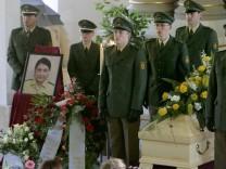 Beisetzung der Polizistin Michèle Kiesewetter