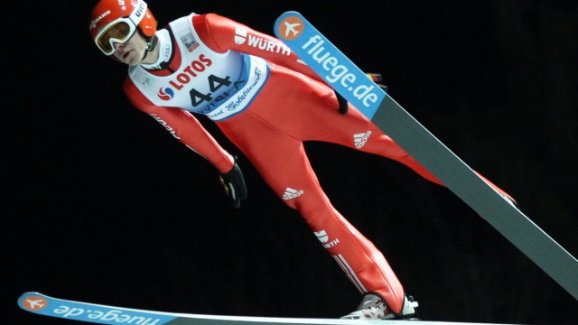 FIS World Cup ski jumping in Wisla