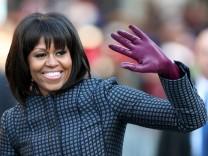 Michelle Obama wird 50