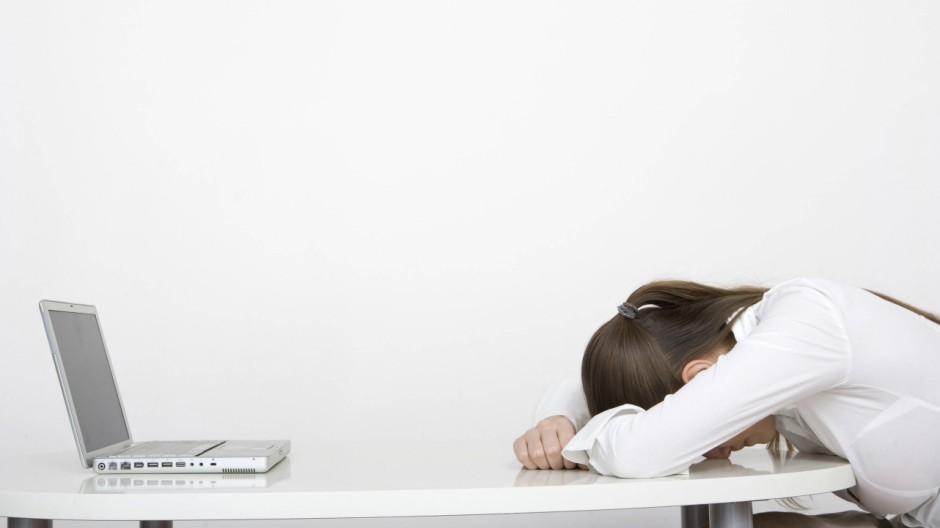 Schlafmangel Gesundheit