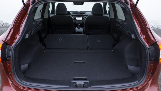 Der Kofferraum Des Nissan Qashqai Ist Um 20 Liter Gewachsen