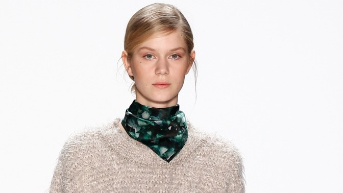 Malaikaraiss Show - Mercedes-Benz Fashion Week Autumn/Winter 2014/15
