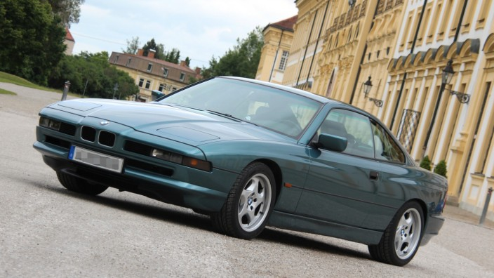 Einst belächelt, heute Kult - 25 Jahre 8er BMW