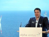 Gabriel - Test-Windpark 'alpha ventus'