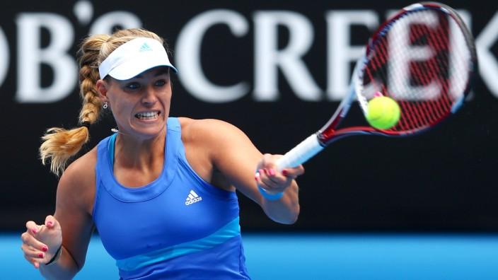 Australian Open: Kerber