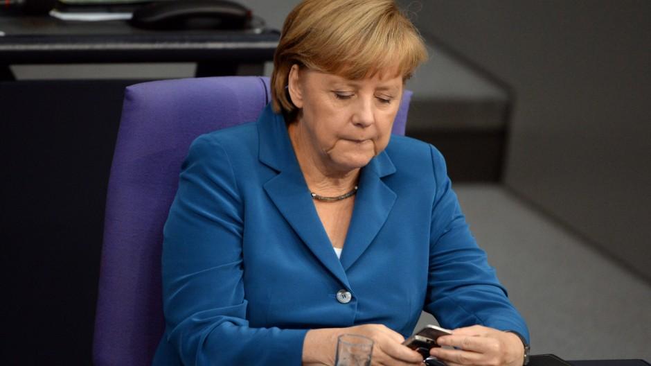 US-Überwachung von Merkels Handy